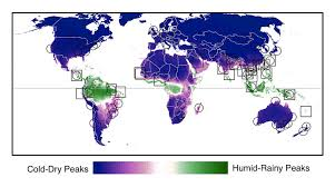 us weather map humidity how weather sparks the flu it s all about the humidity