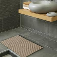 tappeti bagni moderni due pezzi 100 cotone di colore solido di lusso jacquard tappeti