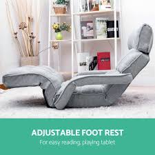 Sofa With Chaise Lounge And Recliner by Lounge Sofa Bed Floor Armchair Folding Recliner Chaise Chair