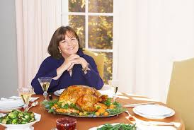 Who Is The Barefoot Contessa Ina Garten Thanksgiving Interview Ina Garten Recipes For