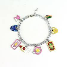 dongsheng fashion ornaments sailor moon charm bracele animal