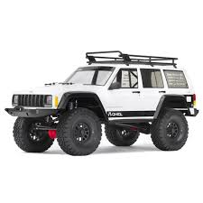 monster jeep cherokee amazon com axial scx10 ii 2000 jeep cherokee 1 10th scale