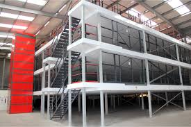 logical storage mezzanine flooring
