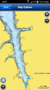 lake lanier map topographic map of lake lanier bass boats canoes kayaks and