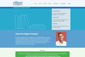 Conceptualize The Palgon Company Authorsontheweb