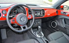 beetle volkswagen interior review 2012 volkswagen beetle 2 5l interior egmcartech