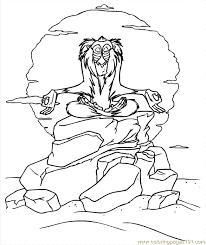 lion king coloring 08 coloring free lion king
