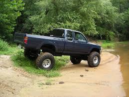 toyota truck lifted toyota pickup black gallery moibibiki 3