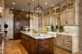 Oak Kitchen Designs 15 Perfectly Distressed Wood Kitchen Designs Home Design Lover