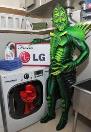 flash spider man u0027s green goblin gets energy efficient