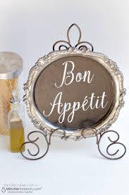 diy bon appetit kitchen sign sincerely jean