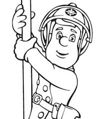 improved collection fireman sam coloring pages coloringpagehub
