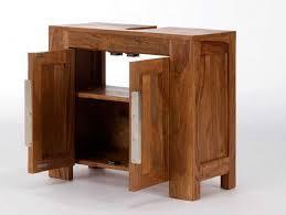 design waschbeckenunterschrank waschbeckenunterschrank selber bauen ideen aus teakholz mit beste