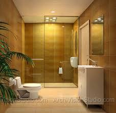 luxury bathroom designs cream blind glass window glass vase mirror