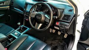 recently imported 2010 subaru legacy gt performance sports car