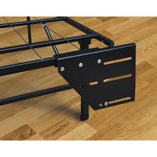 Metal Bed Headboard And Footboard Rest Rite Headboard Footboard Bracket Mfpbbbracket The Home Depot