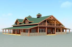 Pole Barn Style House Plans Download Rustic Barn Homes Home Design