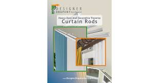 Traverse Curtain Rod Installation Instructions by New Interior Design Book Simplifies Complex Custom Curtain Rod