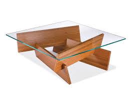 glass coffee table wooden legs unique glass wood coffee table for inspiration to remodel home