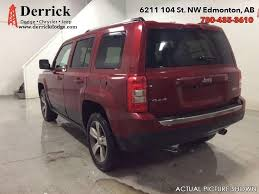 2017 jeep patriot sunroof pre owned 2017 jeep patriot used 4wd high altitude sunroof 141 85 b