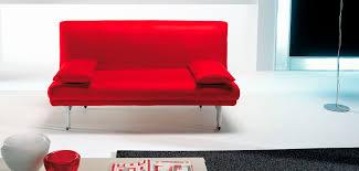 sofa bed contemporary fabric 2 seater poster bonaldo