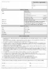 image result for car hire agreement template uk raj pinterest
