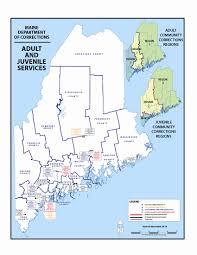 Map Maine Facilities