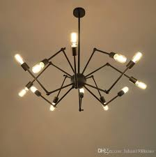 Retractable Ceiling Light by Discount Spider Pendant Lamp Retractable Pendant Light 6 8 12 18