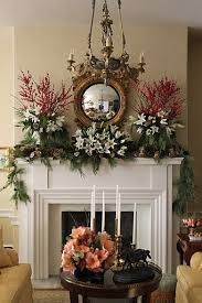 Elegant Christmas Mantel Decor by 246 Best Christmas And Holiday Mantels That Will Make You Plotz