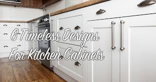 craftsman kitchen cabinet door styles 6 timeless designs for kitchen cabinets the craftsman