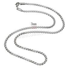 necklace chains types images New box chains different types of gold necklace chains jewelry jpg