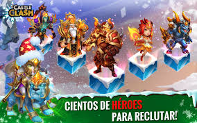 castle clash apk castle clash era de leyendas 1 3 5 apk for android aptoide