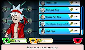 super rick fan morty pocket mortys how to unlock new ricks pocket mortys