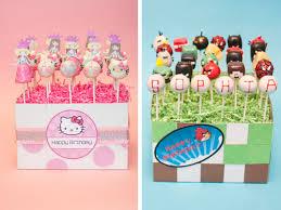 birthday cake pops lottie and lil birthday cake pops