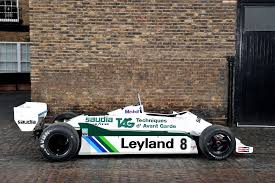 formula 1 car for sale 1981 williams f1 fw07c d cars for sale fiskens