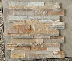 Stone BacksplashTurkish White Stone Backsplash Stone Tile - Layered stone backsplash