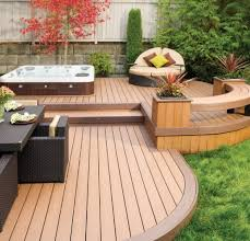Wood Patio Deck Designs 63 Tub Deck Ideas Secrets Of Pro Installers U0026 Designers