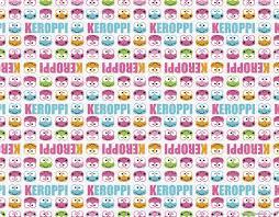 wallpaper hello kitty laptop keroppi multi colored wallpaper skin it 14 99 cartoon characters
