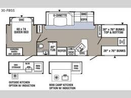 triple bunk travel trailer floor plans puma travel trailer rv sales 20 floorplans
