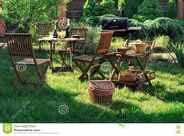 Backyard Barbecue Grills Backyard Barbecue Grill Royalty Free Stock Image Image 2418606