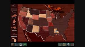 United States Map Puzzle Games by Nancy Drew Warnings At Waverly Academy Part 14 United States