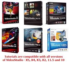tutorial corel draw menggambar kartun corel videostudio tutorials