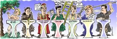 christians cast farage as herod and clegg as judas christian