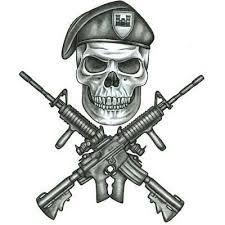 tattoos on army infidil design tattoowoo com skull