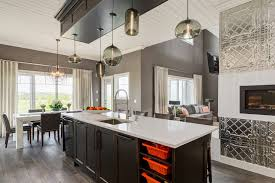 contemporary kitchen island lighting kitchen island lighting updates a country home