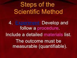 module 1 scientific method ppt