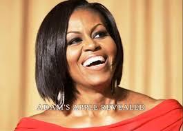 michelle obama u0027s adam u0027s apple