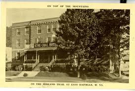 Monroe I Rr John Howard Companies Is Located In Mobile King Coal Hotel In Rainelle Wv History Pinterest Virginia