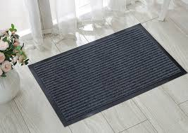 amazon com fasmov indoor outdoor entrance rug floor mats shoe