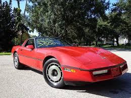 1984 chevrolet corvette for sale daily turismo cougarific c4 1984 chevrolet corvette